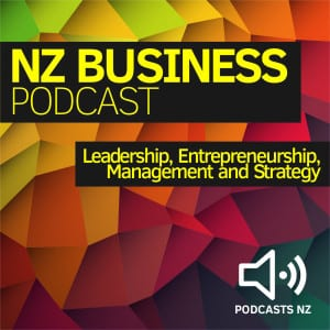 NZ Business Podcast - 1400x1400