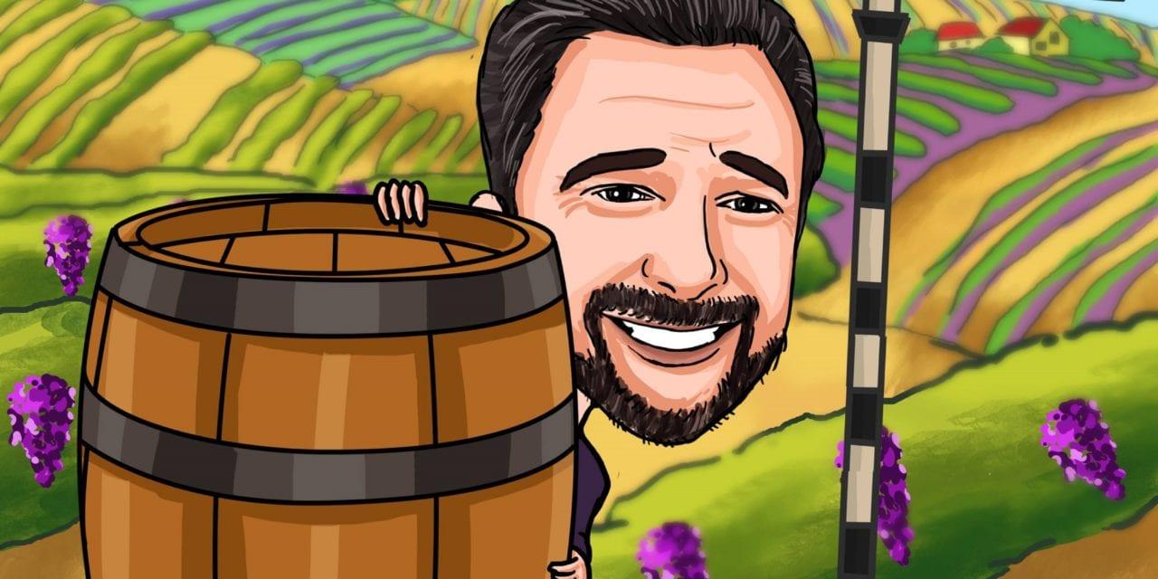 Vic Tutton: The Bone Line – NZ Wine Podcast 24