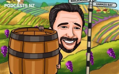 Malcolm Rees-Francis: Rockburn Wines – NZ Wine Podcast 57
