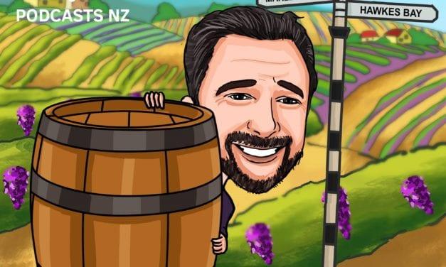Malcolm Rees-Francis: Rockburn Wines – NZ Wine Podcast 57