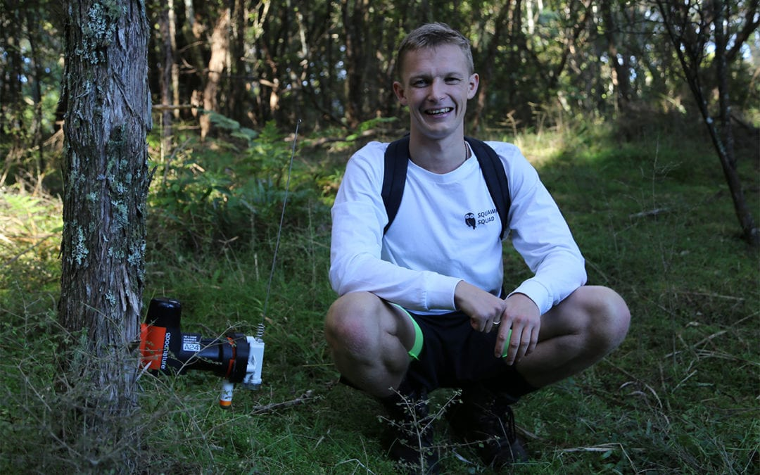 NZ Young Professionals Podcast 18: Fraser McConnell – Quitting the PwC corporate life to live in Wanaka while saving native NZ birds