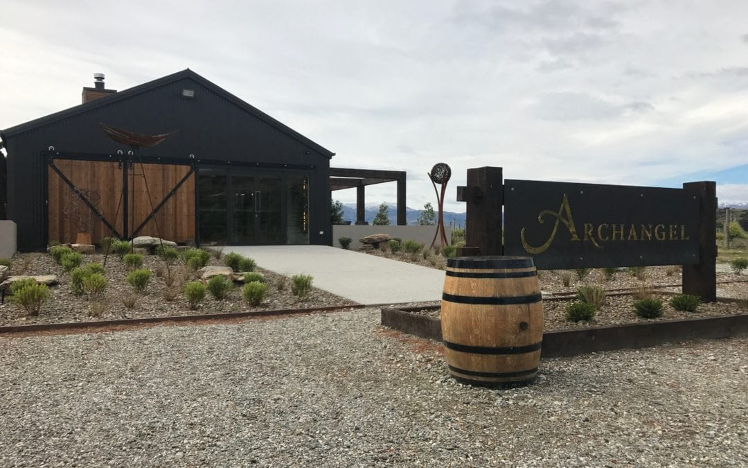 Archangel Wines – NZ Wine Podcast 37