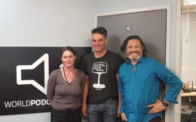 Maori Initiatives:Te Mangai-The Mouthpiece Podcast 10: Justin Newcombe & Anna Subritzky discuss the Waterview Tunnel effects