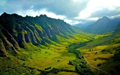 Maori Initiatives: Te Mangai-The Mouthpiece Podcast 2: Keoni Morgan of Kualoa Ranch on Business and Culture