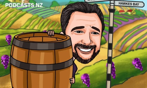 Misha Wilkinson: Misha's Vineyard – NZ Wine Podcast 60