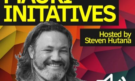 Maori Initiatives: Te Mangai-The Mouthpiece Podcast 9: Steven talks to Denny Hansen