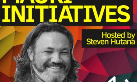 Maori Initiatives: Te Mangai-The Mouthpiece Podcast 7: Steven talks with Eru Rarere-Wilton