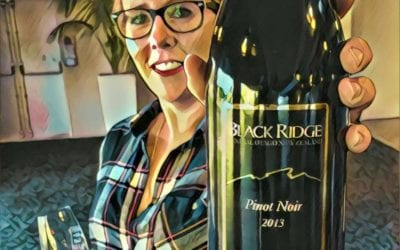 Ngarita Warden: Black Ridge Vineyard – NZ Wine Podcast 44