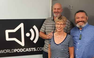 Maori Initiatives:Te Mangai-The Mouthpiece Podcast 13: Bruce and Merrillyne Christensen