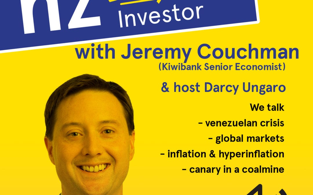 Jeremy Couchman: Venezuelan Crisis – contagion, or a canary in a coal mine?