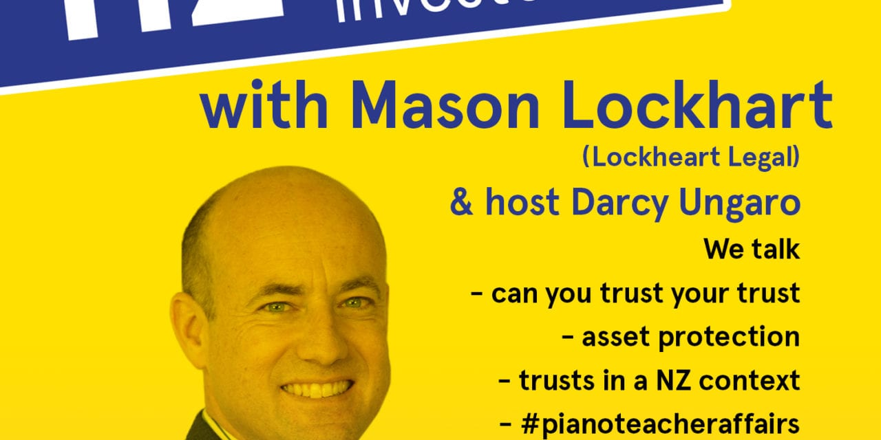 Mason Lockhart – Can you Trust Your Trust?
