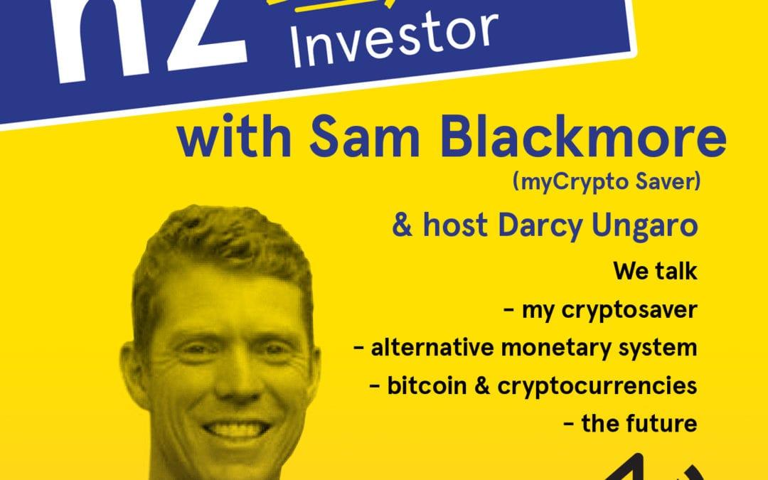 Sam Blackmore: An alternative monetary system!