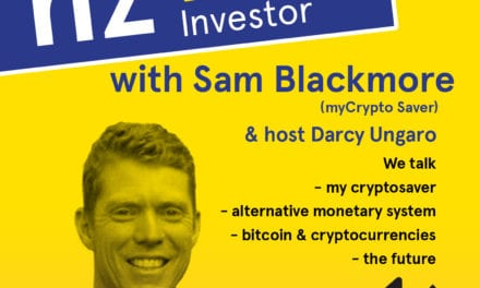 Sam Blackmore: An alternative monetary system!