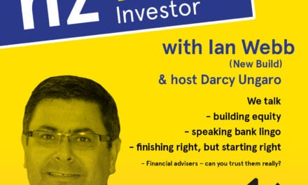 Ian Webb: How to build wealth through property – literally!