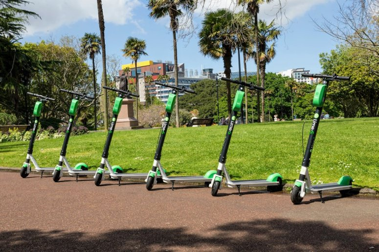 NZ EV Podcast 52: Lime Scooters
