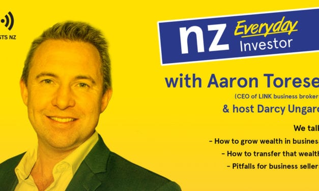 Aaron Toresen: Grow/Protect/Transfer Business Wealth