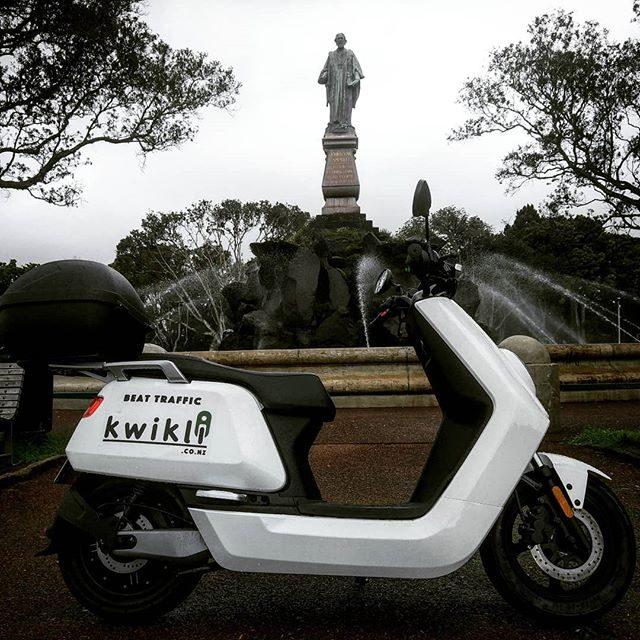 China's Big brother mishap, E-Moped service Kwikli, US vs Huawei – NZ Tech Podcast 416