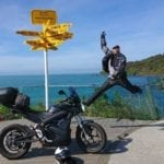 NZ EV Podcast 59: Jef Ikenn E-Bike Road Trip