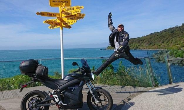 NZ EV Podcast 59: Jef Ikenn E-Bike Road Trip