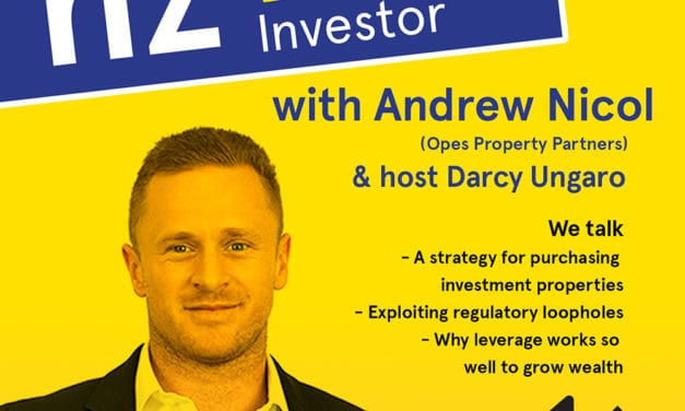 Andrew Nicol: What's so special about investing in real estate?
