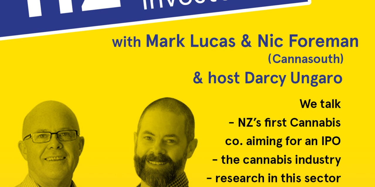 Cannasouth: NZ's first cannabis IPO
