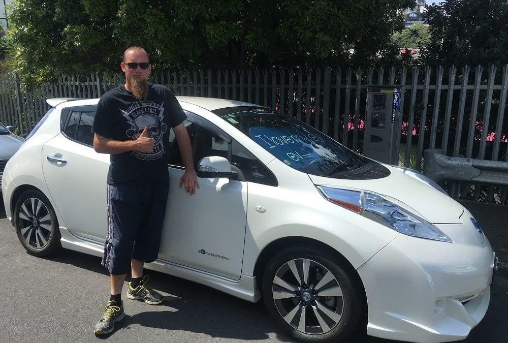 NZ EV Podcast 62: Adam Metalbob – Electric Trucking