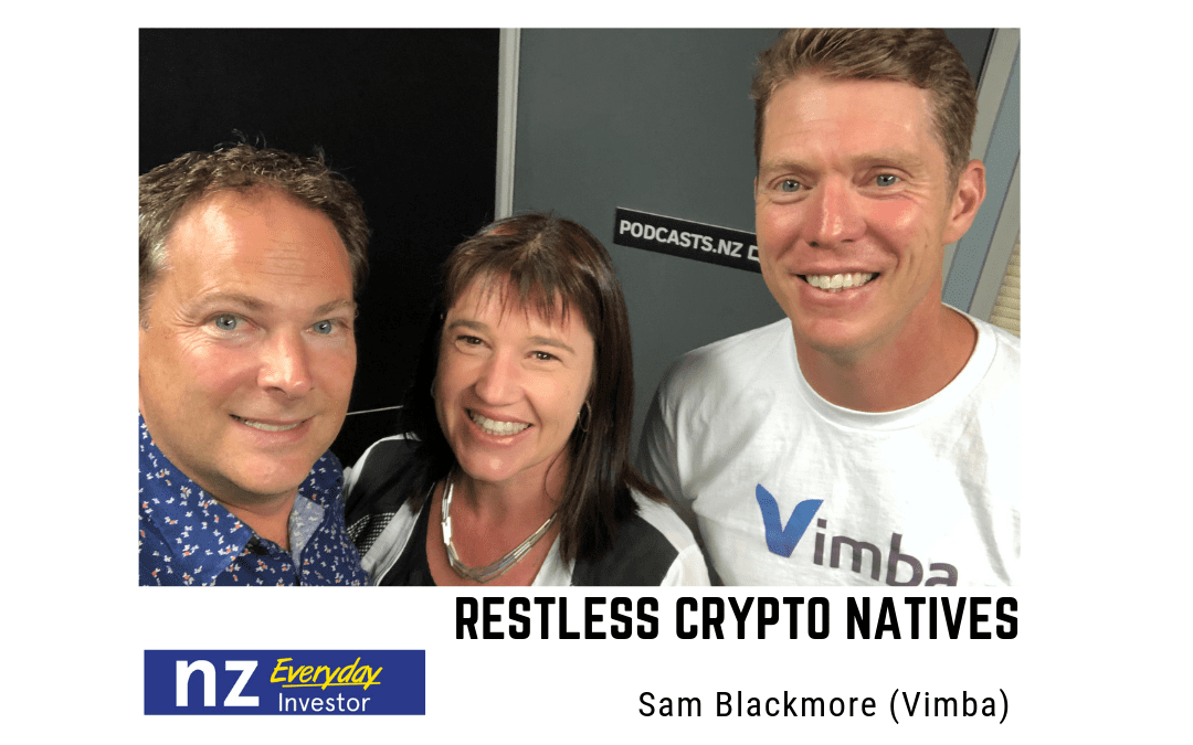 Sam Blackmore: Restless Cryto Natives