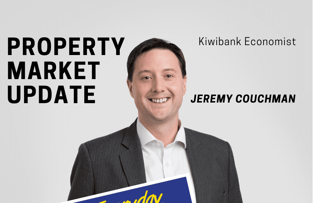 Jeremy Couchman: Property market update, capital gains tax and UBI