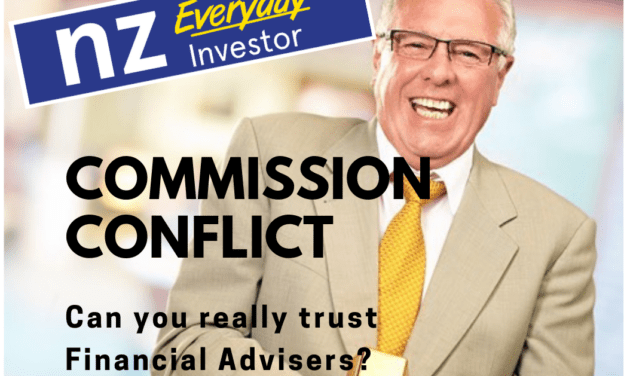 Commission Conflict – can you trust financial advisers?