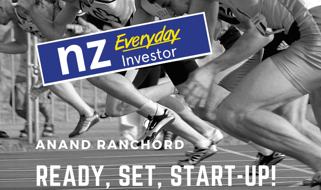 Anand Ranchord: Ready, Set, Start-up!
