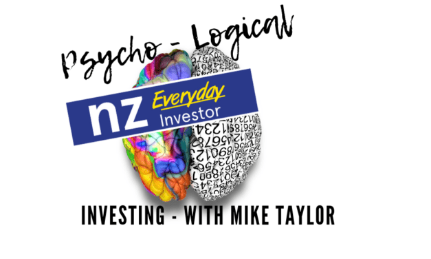 Psycho / Logical Investing: Mike Taylor
