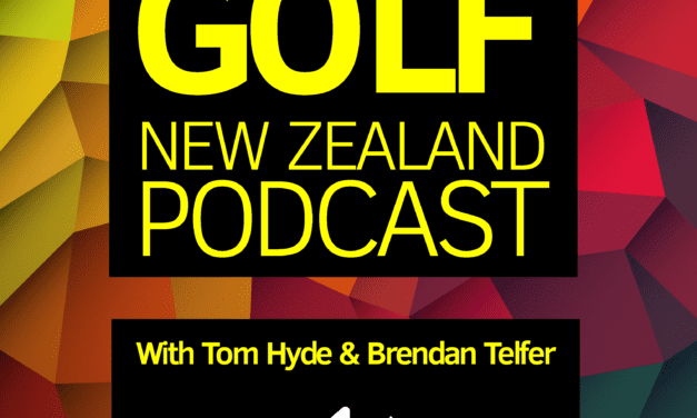 New Zealand's oldest Golf Club: On The Tee Golf NZ Podcast 14