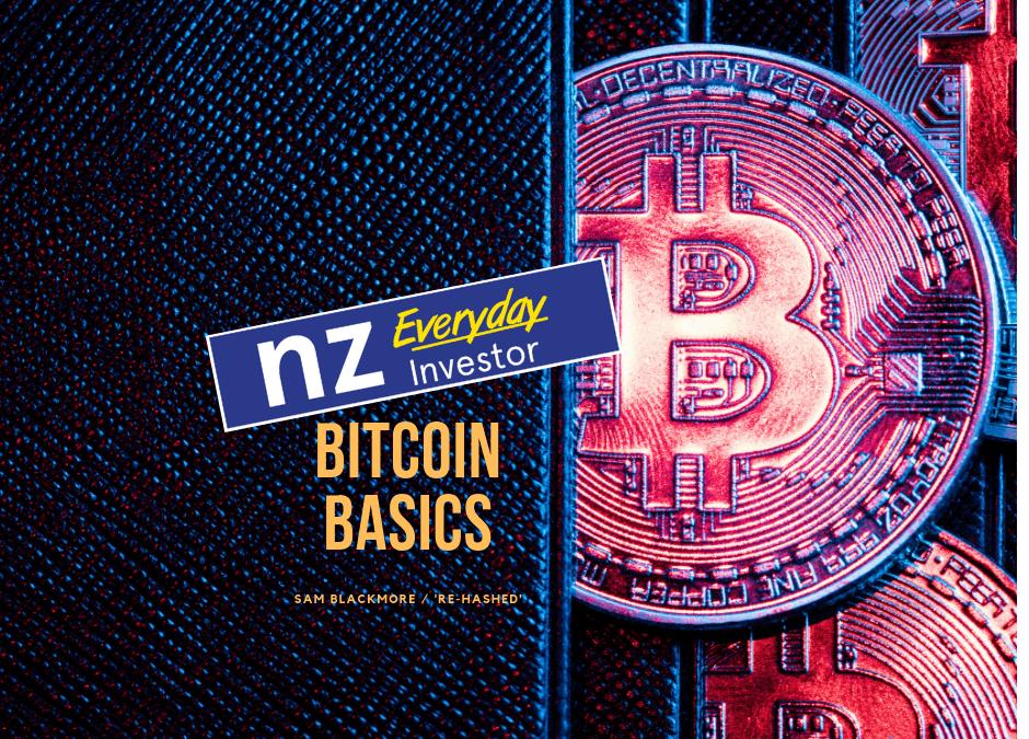 Bitcoin Basics / Sam Blackmore