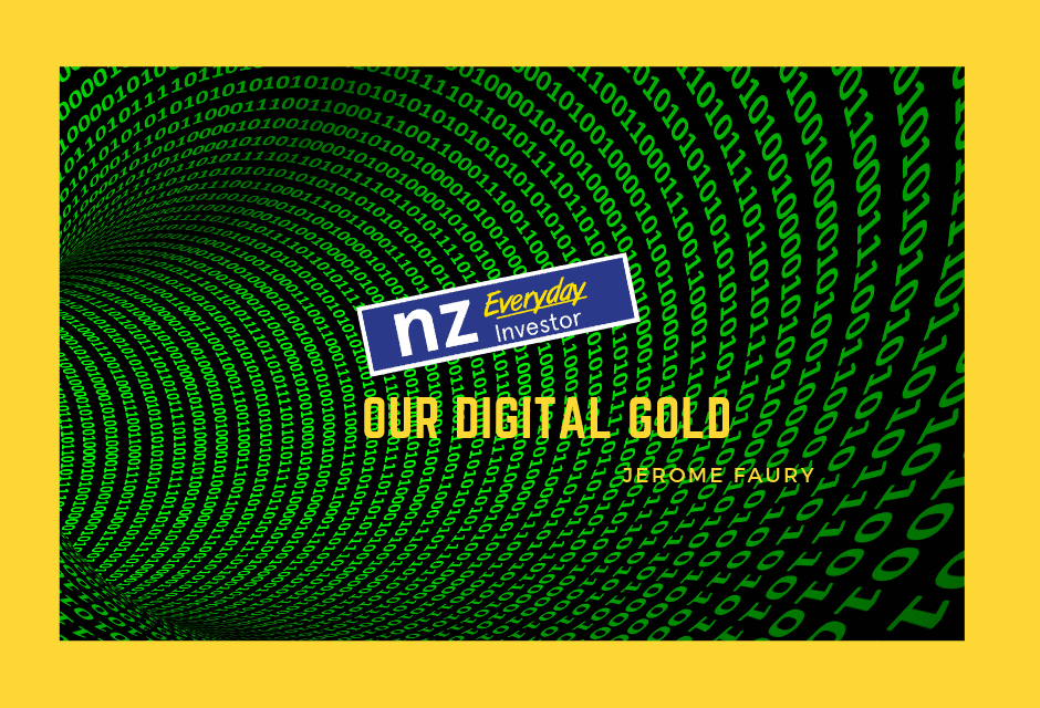 Our Digital Gold / Jerome Faury