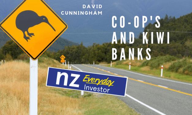Co-ops and Kiwi banks / David Cunningham
