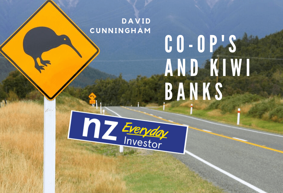 Co-ops and Kiwi banks / David Cunningham