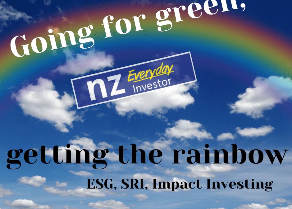 Going for Green, Getting the Rainbow / Leeanna Kohn-Hardy