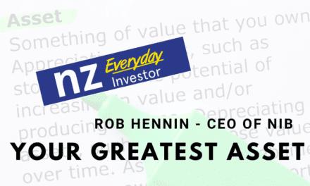 Your Greatest Asset / Rob Hennin