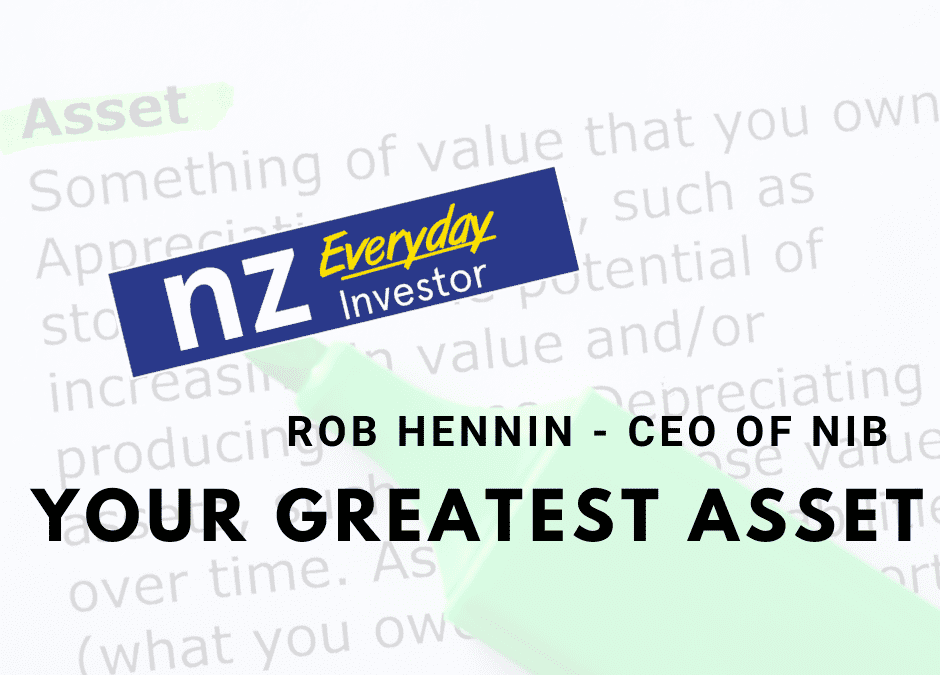 Your Greatest Asset / Rob Hennin