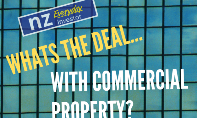 What's the deal with Commercial Property?