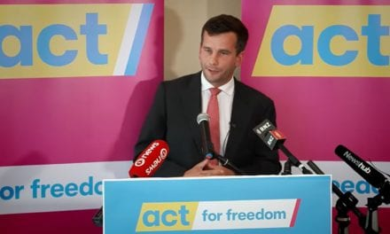 State of Nation Talk 2020 – David Seymour, ACT Leader