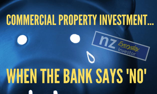 Commercial Property Investment when he bank says 'NO' / Simon Paris