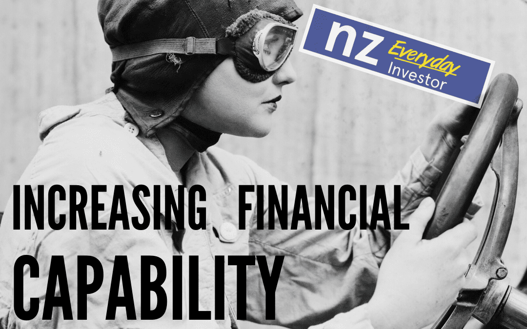 Increasing Financial Capability / Tom Hartmann