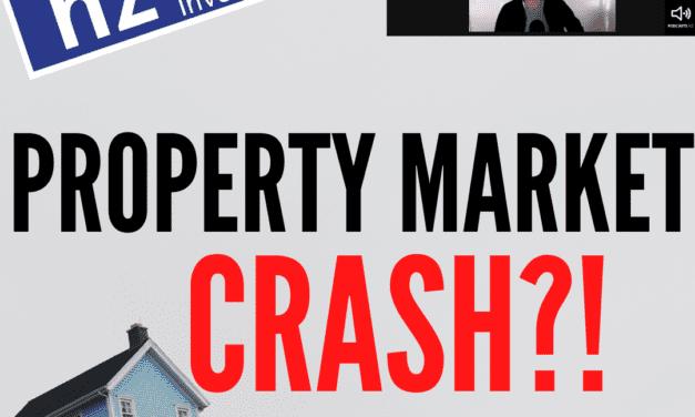 Property Market Crash? Ed McKnight and Andrew Nicol