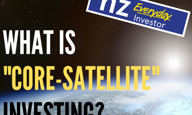 """What is """"Core-Satellite"""" Investing? Dean Anderson and Catherine Emerson"""