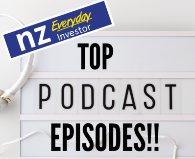 NZ Everyday Investor / Top 3 Podcasts