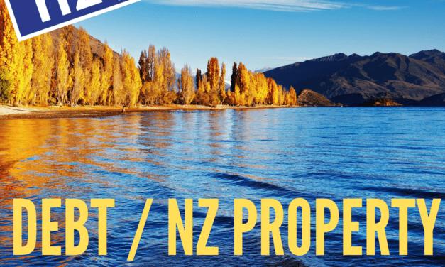 Debt, NZ Property, Gold and Bitcoin / Reece Reilly