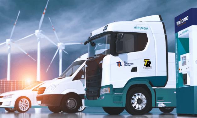 Hydrogen: hype, hope or happening? Andrew Clennett, Hiringa Energy