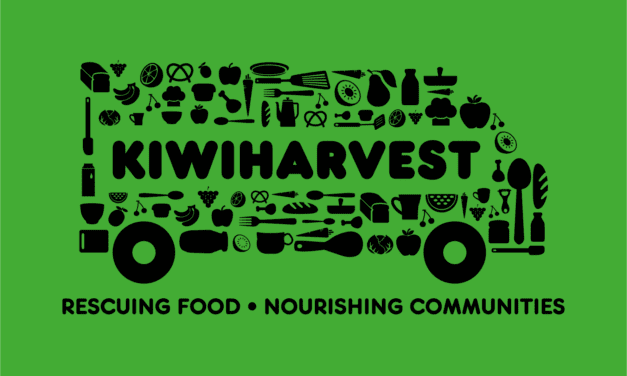 Rescuing good food with Kiwi Harvest