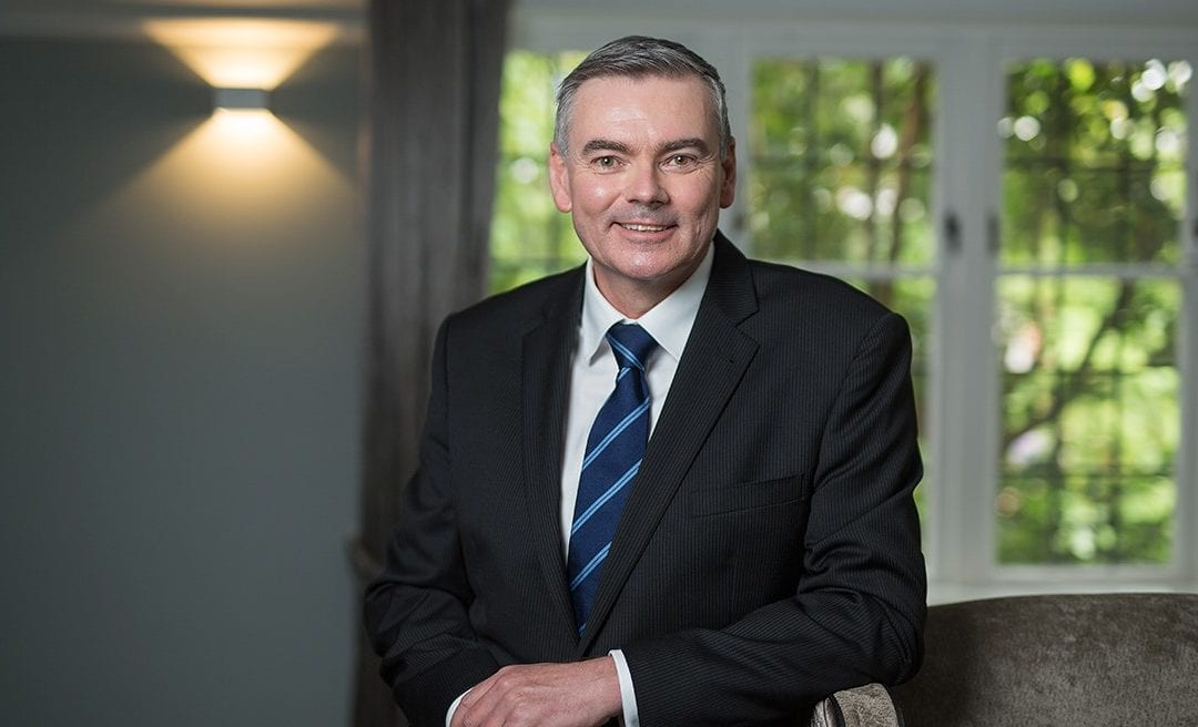 King of the Roads: meet Scott Simpson, National's spokesperson on Climate Change